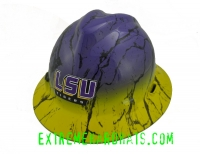 Extreme Hardhats LSU Tigers College BCS Hard Hat