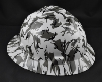 Extreme Hardhats Urban Halo Military  Camo Hard Hat